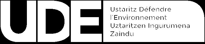 UDE –    Ustaritz Défendre l'Environnement/ Uztaritzen Ingurumena Zaindu